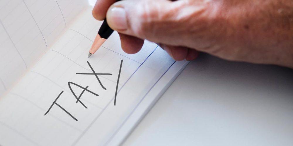 płatność za podatek